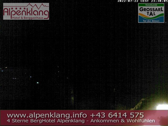 Webcam Hotel Alpenklang