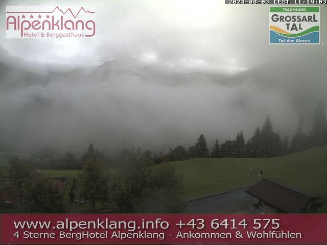 Webcam Hotel Alpenklang