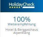 Holidaycheck Hotel Alpenklang