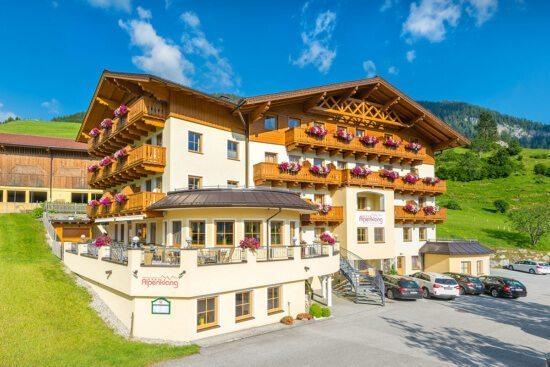 4 Sterne Hotel & Berggasthaus in Großarl