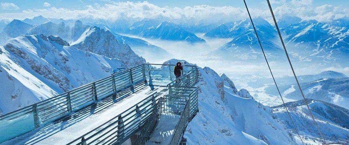 Ausflugsziele - Dachstein Sky Walk