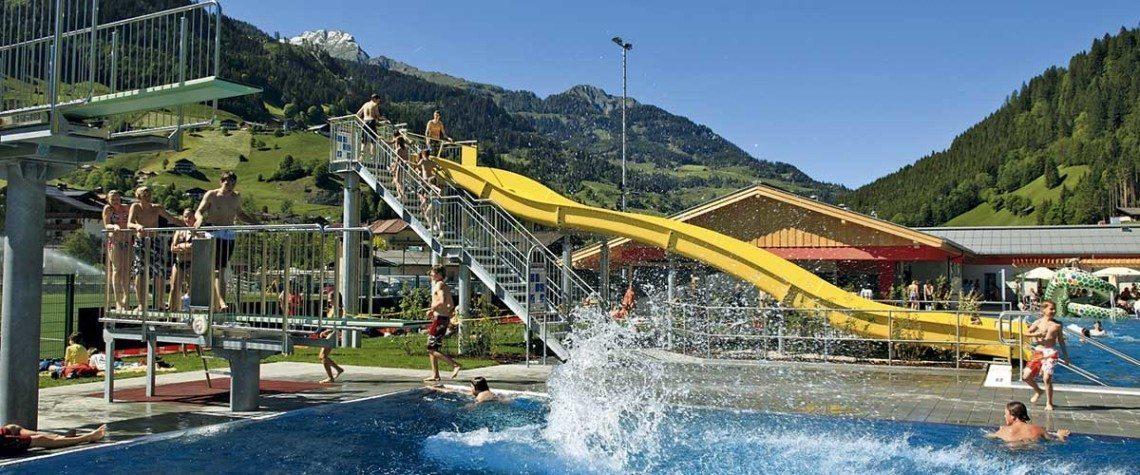 Ausflugsziele - Erlebnisschwimmbad Großarl