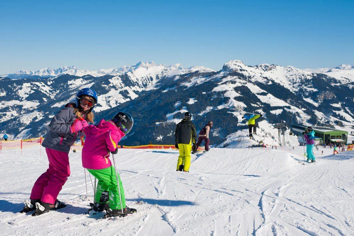 Familienurlaub in Großarl & Hüttschlag, Salzburger Land