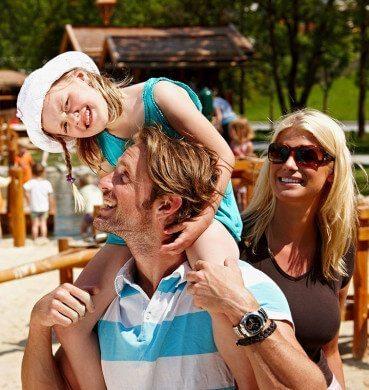 Familienurlaub in Großarl, Rucki Zucki's Gaudi-Alm