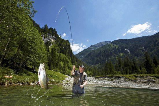 Fischen & Angeln im Großarltal, Salzburger Land