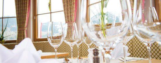 Inklusivleistungen & Kulinarik - 4 Sterne Hotel Alpenklang