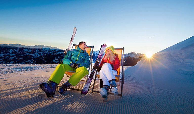 Skiurlaub in Großarl, Ski amadé