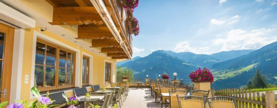 4 Sterne Hotel & Berggasthaus in Großarl, Hotel Alpenklang