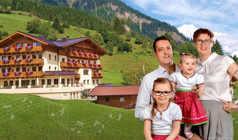 Hotel & Gasthaus in Großarl, Hotel Alpenklang