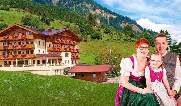 4 Sterne Hotel & Berggasthaus Alpenklang, Großarl