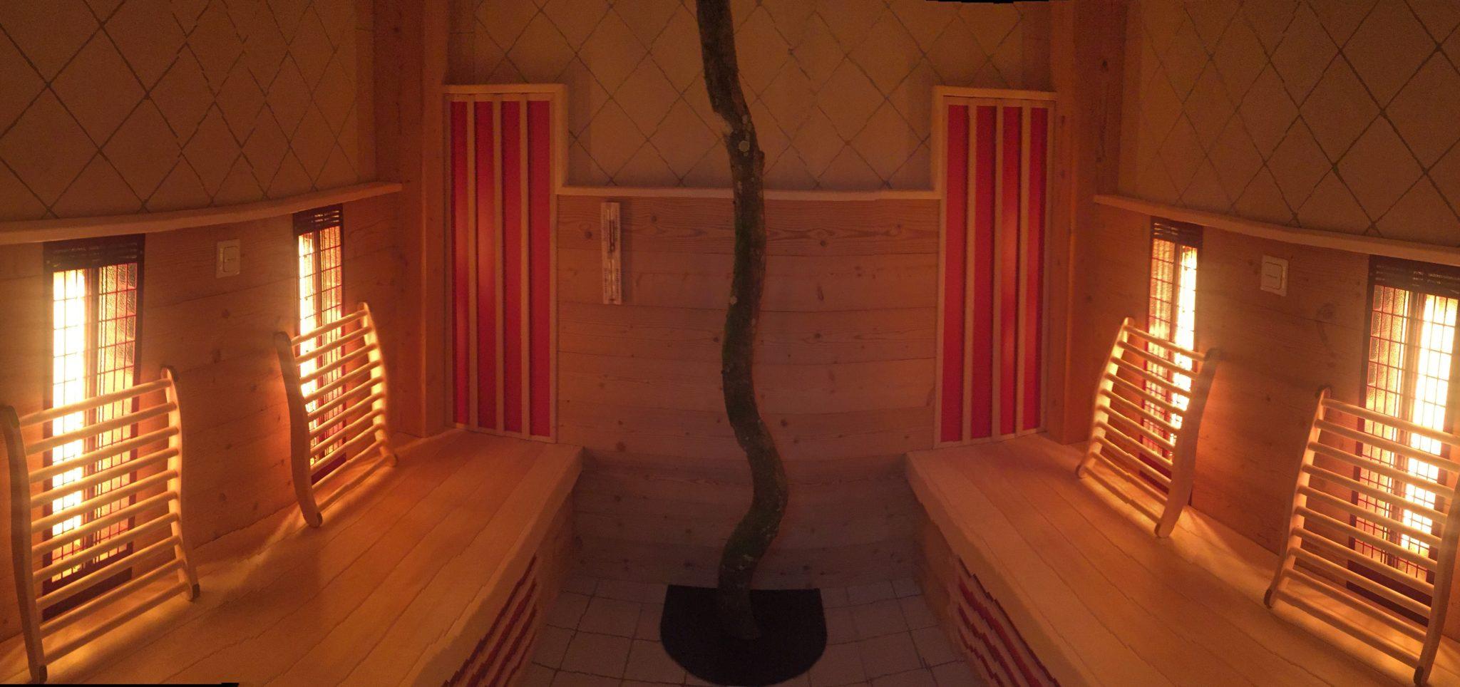 Infrarot Sauna Neu Im Alpenklang Hotel Alpenklang