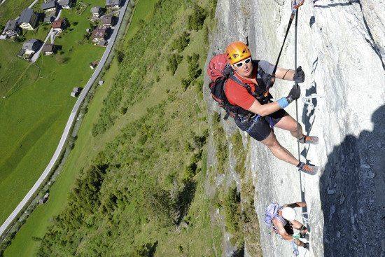 Klettern im Großarltal, Salzburger Land