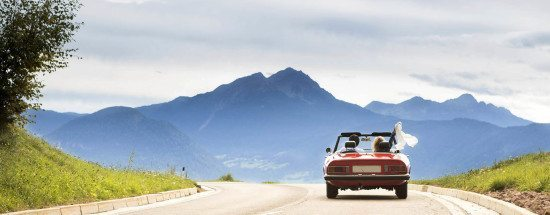 Motorrad- & Cabrio-Urlaub - Großarl, Salzburger Land