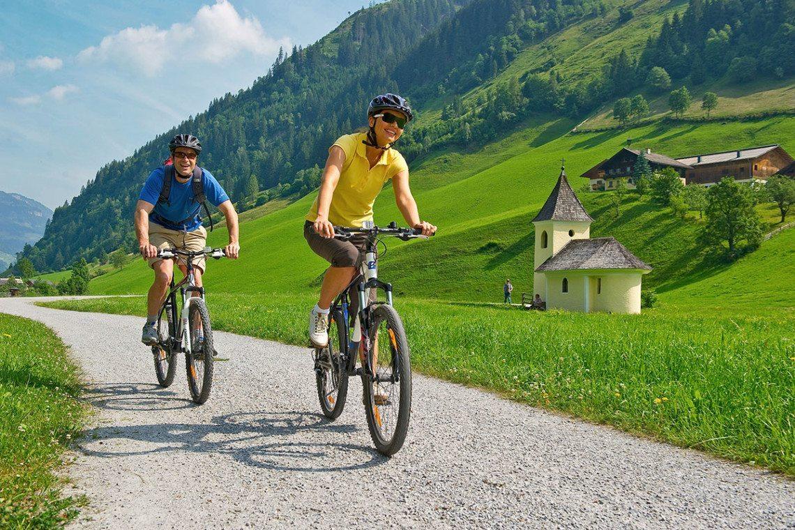 Radfahren & Mountainbiken - Großarltal, Salzburger Land