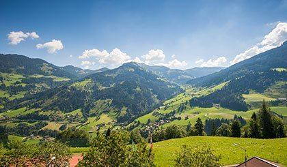 Sommer- und Winterurlaub mit Panorama-Lage in Großarl