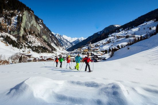 Schneeschuhwandern - Großarltal, Salzburger Land