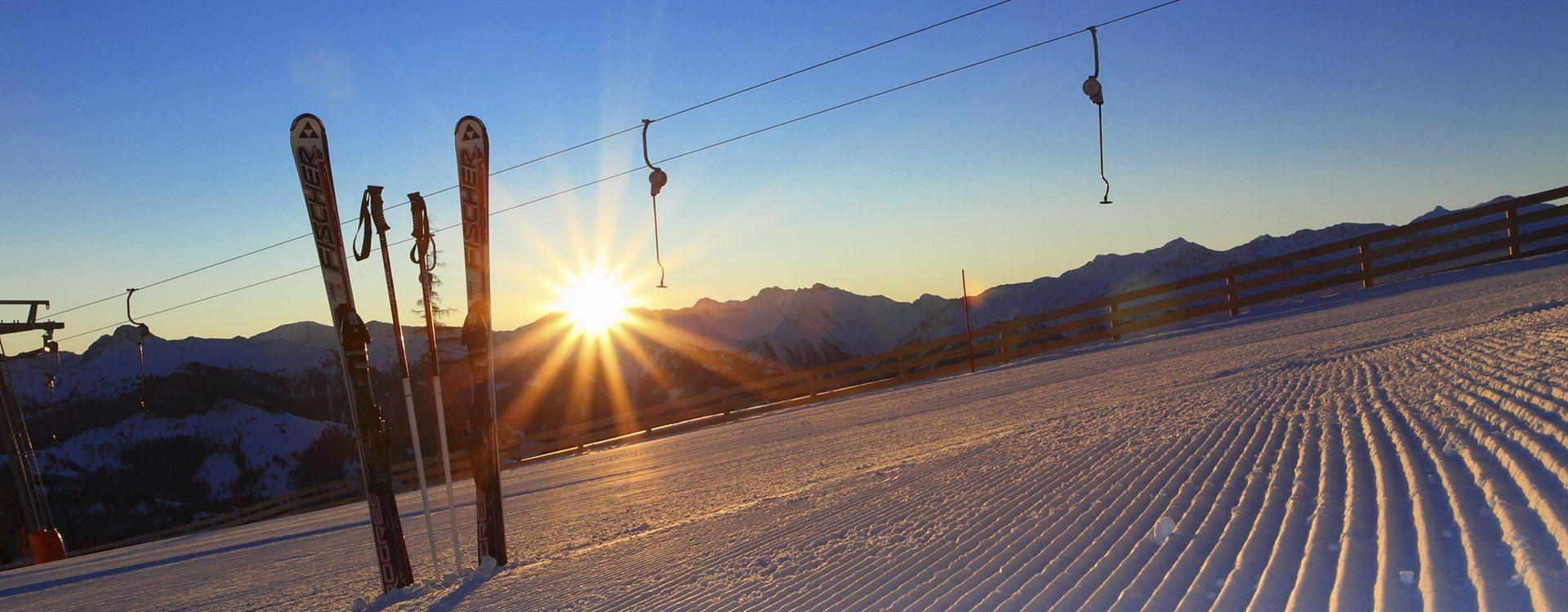 Ihr skiurlaub in gro arl salzburg skifahren in ski amad for Designhotel skifahren