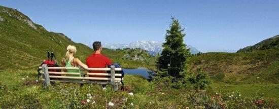 Sommerpauschalen, Sommerlaub im Großarltal Salzburger Land