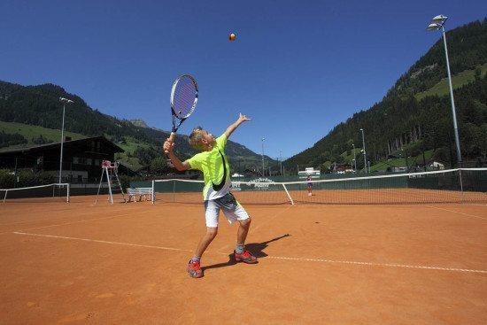 Tennis im Großarltal, Salzburger Land