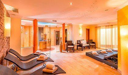 Berg-Wellness im 4 Sterne Hotel Alpenklang, Großarl