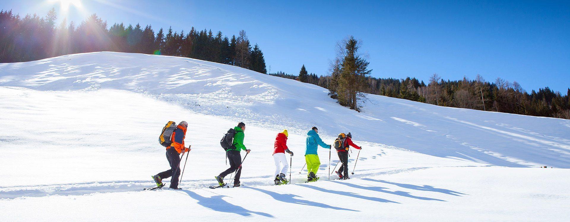 Winterpauschalen, Winterurlaub Salzburger Land