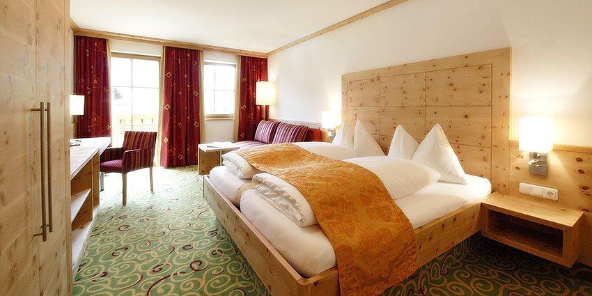 Zimmer in Großarl, Salzburger Land - 4 Sterne Hotel Alpenklang
