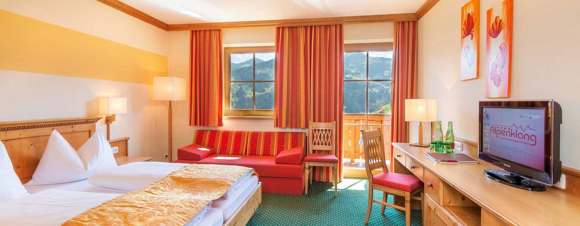 Zimmer in Großarl, Salzburger Land - Hotel Alpenklang